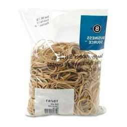 "15741 Business Source Quality Rubber Band - Size: #32 - 3"" L"