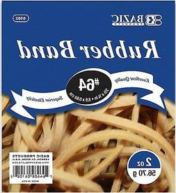 3 1/2 × 1/4 Inch Superior Elasticity Rubber Band Natural Co