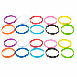 Grifiti Band Joes 3 x .25 20 Pack Durable Cooking Silicone R