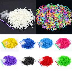 600X Girl Rubber Ropes Mini Small Elastic Bands Hair Accesso