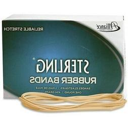ALL25075 - Alliance Sterling Rubber Bands, #107