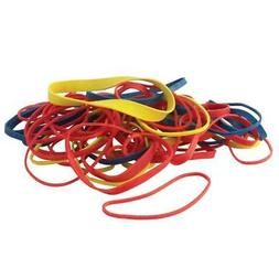 Alliance, Advantage Rubber Bands, 2oz. Bag, Assorted Sizes &