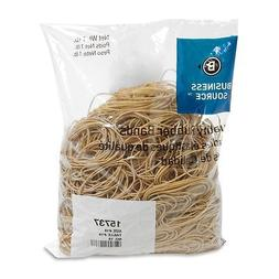 Business Source 15737 Rubber Bands, Size 19,1 Pound Bag, 3-1