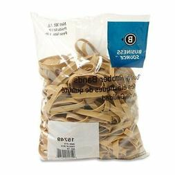 Business Source 15749 Rubber Bands,Size 73,1 lb.,/BG,3 in.x3