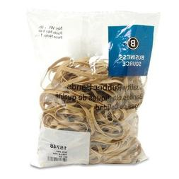 Business Source Products - Rubber Bands, Size 64, 1LB/BG, Na