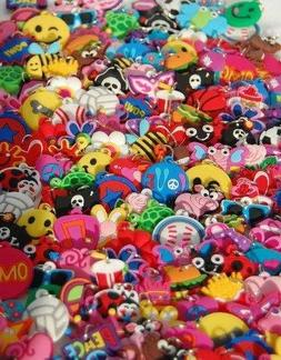 Charms for Rubber Band Kits and Other Jewelry or Craft Proje