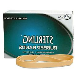 NEW - Sterling Ergonomically Correct Rubber Bands, #107, 7 x
