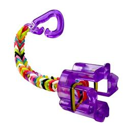 Official Rainbow Loom Finger Loom PURPLE