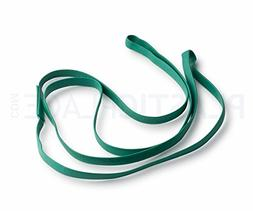 "Plasticplace 23"" Rubber Bands for 55 Gallon Trash Cans, 5 Pa"