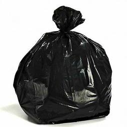 "Plasticplace 25-30 Gallons Trash Bags, 3 Ply, Black, 30"" x 3"