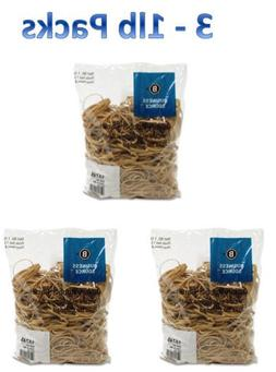 Rubber Bands Size 54 Assorted Sizes Business Source BSN 1574