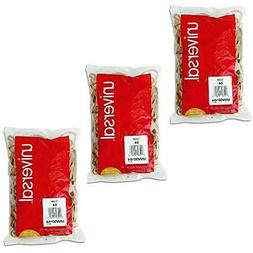 Universal 00164 64-Size Rubber Bands - Sold as a 3 Pack