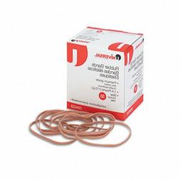 Universal : Rubber Bands, Size 33, 1/8 x 3-1/2, 158 per 1/4l