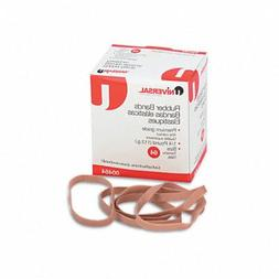 Universal : Rubber Bands, Size 64, 1/4 x 3-1/2, 88 per 1/4lb