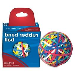 Wholesale CASE of 25 - Alliance Rubber Band Ball-Rubber Band
