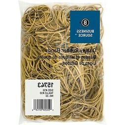Wholesale CASE of 25 - Bus. Source Quality Rubber Bands-Rubb