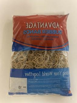 Advantage Rubber Bands Size #10  Heavy Duty Made in USA