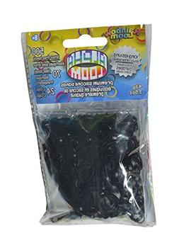 Rainbow Loom Alpha Bands Craft Accessory, Black, Normal