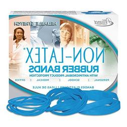 Alliance Antimicrobial Rubber Bands, Size 117B, 7 x 1/8 Inch