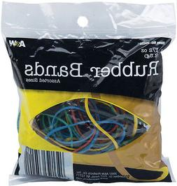 1.5 Oz Assorted Color Rubber Band