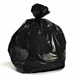 Plasticplace Black Contractor Bags, 33x39, 33 Gallon, 3.0 Mi
