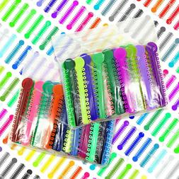 Colored Ortho Dental Ligature Rubber Ties Bands Braces Ortho