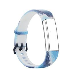 Baaletc Cute Rubber Replacement Accessory Watch Band/ Wristb