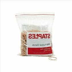 Staples Economy Rubber Bands Size #16 1 lb. D-15.2 IC