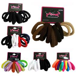 Elastic Hair Ties Rubber Band Ropes Ring Scrunchies Women Gi