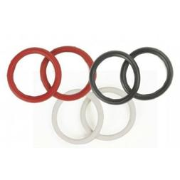 Equi-Essentials Replacement Rubber Peacock Bands for Saftey