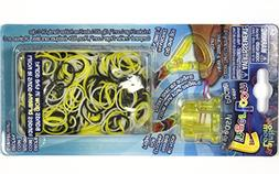 Official Rainbow Loom Finger Loom YELLOW