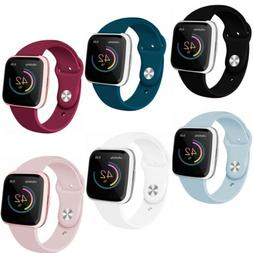 For Fitbit Versa Wristband Replacement Silicone Watch Wrist