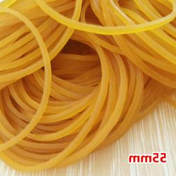 hot 50pcs rubber bands 55mm rubber band