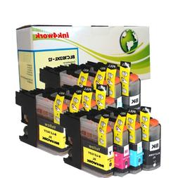 ink4work Set of 12 Pack LC-103 LC103 High Yield Compatible I