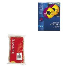 KITAVE8692UNV00133 - Value Kit - Avery Inkjet CD/DVD Labels