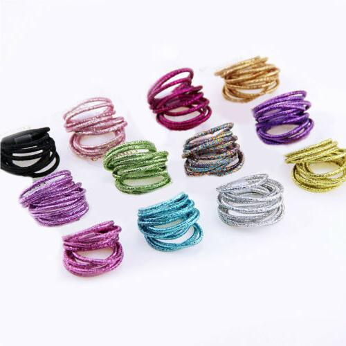 10/50pcs Holder Accessories Elastic Rubber Bands