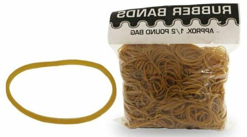 1200 pc rubber bands pack of 1