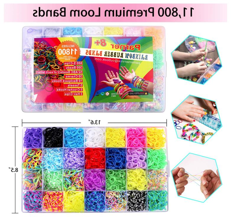 12000 Band Refill Charms and Kids