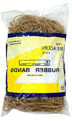 "32-Size Rubber Bands  -3""l x 1/8""w x 1/32 gauge"