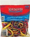 Advantage ‑ Assorted Rubber Band ‑ 2 Oz. Pack of 12