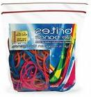 Alliance Rubber 07800 Non-Latex Brites File Bands, Colored E