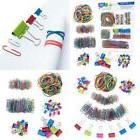 Assorted Desk Accessories Combination Set Paper Binder Clips