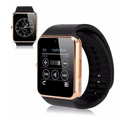 Bluetooth Smart Watch Wrist Band For Android Samsung Galaxy