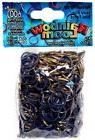 Rainbow Loom Persian Navy Blue Rubber Bands Refill Pack