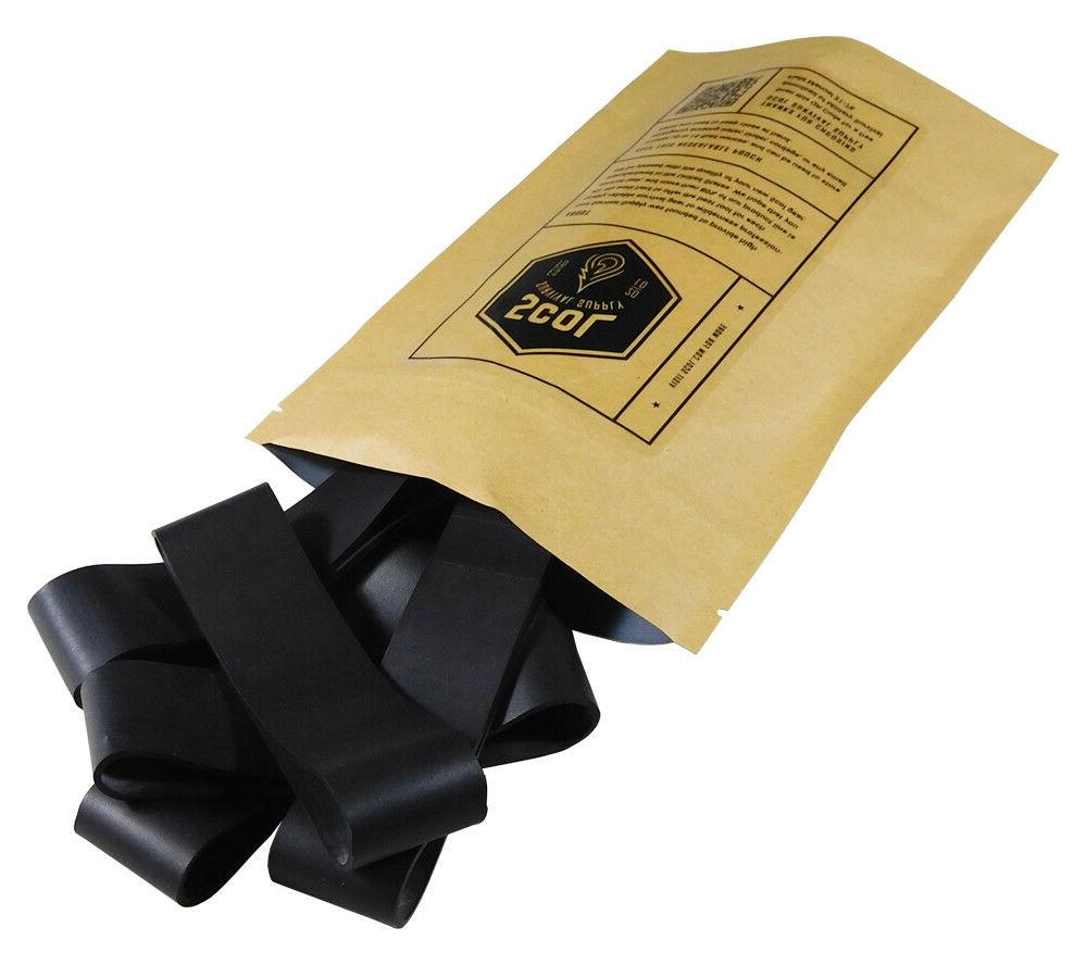 Ranger Bands 10-pack XXL Made in USA of EPDM Rubber Heavy Du