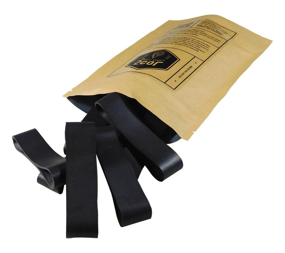 Heavy Duty Rubber Bands 15 Extra Large Made in USA of EPDM S