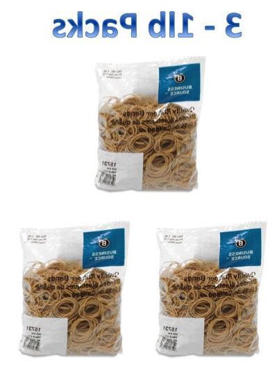 "Rubber Bands Business  Source Size: #14 - 2"" L x 62.5 mil W"