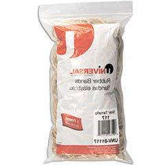 - Rubber Bands, Size 117, 7 x 1/8, 210 Bands/1lb Pack
