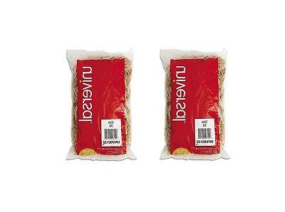 "Universal Rubber Bands Size 32 3""x1/8"" 820 Bands/1lb Pack UN"