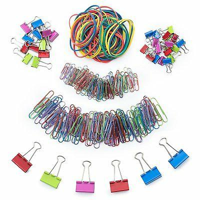 Colored Set School Accessories Supplies